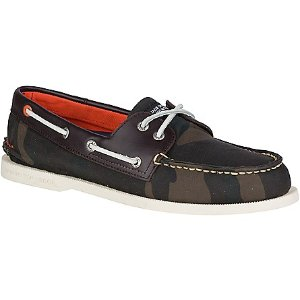 Jack Spade Authentic Original 2-Eye Boat Shoe