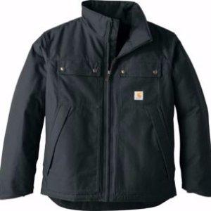 $49Carhartt Men's QuickDuck Woodward Traditional Jacket – Regular