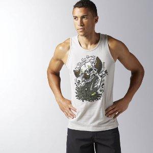Reebok CrossFit Pukie Skull Tank