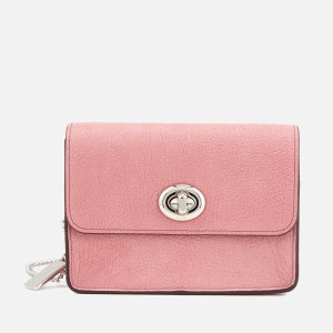 Coach Women's Bowery Cross Body Bag - Glitter Rose - Free UK Delivery over £50
