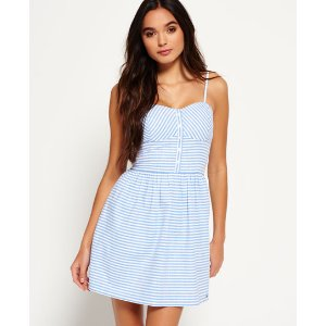 Superdry 50's Boardwalk Dress - Women's Dresses