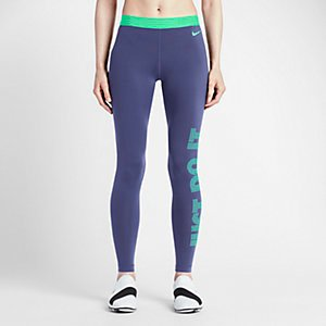 Nike Pro Warm Women's Graphic Training Tights.