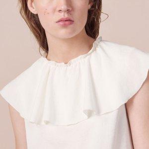 LIERRO Sleeveless top - Tops & T-Shirts - Maje.com