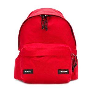 X Eastpak Canvas backpack