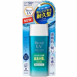 $5.99Biore UV AQUA Rich Watery Gel SPF50+/PA++++