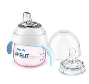 $3.87Philips Avent My Natural Trainer Cup, Blue, 5 Ounce, Stage 1