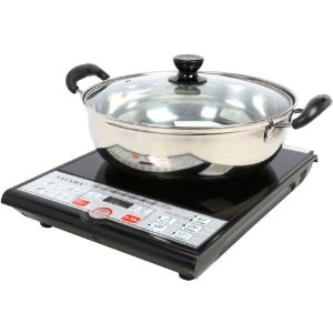Tayama 1500 Watts Digital Induction Cooktop with Pot and Lid SM15-16A3 | eBay