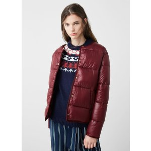 Quilted jacket - Women | OUTLET USA