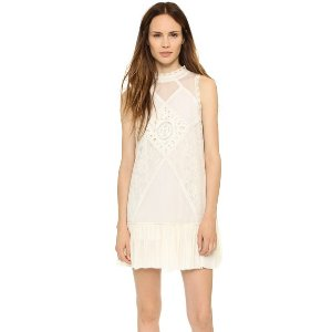 Free People Angel Lace Dress | SHOPBOP