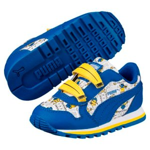 Minions ST Runner V Kids Sneakers, buy it @ www.puma.com