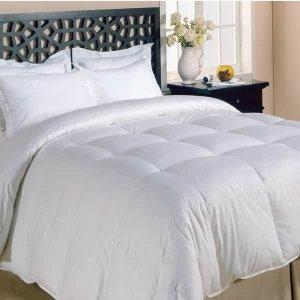 All-season Premier Microfiber Down Alternative Comforter | Overstock.com Shopping - The Best Deals on Down Alternative Comforters