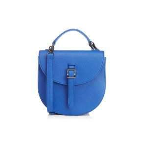 meli melo Women's Ortensia Saddle Bag - Cobalt Blue - Free UK Delivery over £50
