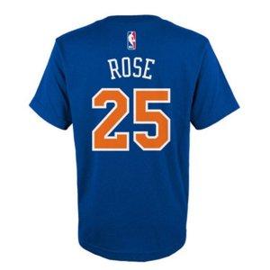 adidas Derrick Rose New York T恤衫,大童版 (8-20)