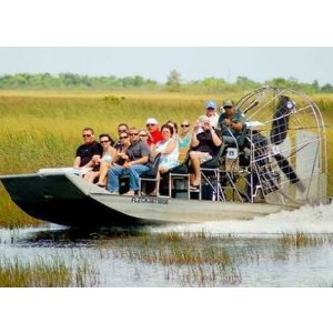 Airboat Tour | Miami Airboat Tours | LivingSocial