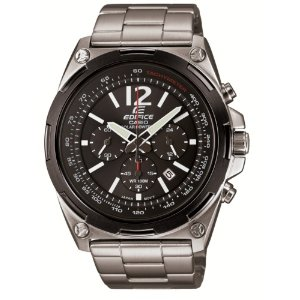 Casio Edifice Men's EFR545SBDB-1BV Tough Solar Chronograph 44mm Sport Watch | eBay
