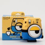 Fujifilm - Minion Instax mini 8 Instant Film Camera @ Best Buy