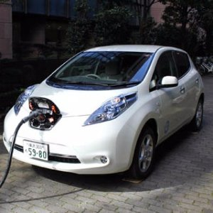 Most Environment Friendly vehicle Nissan LEAF