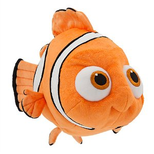 Nemo Plush - Finding Dory - Medium - 15'' | Disney Store