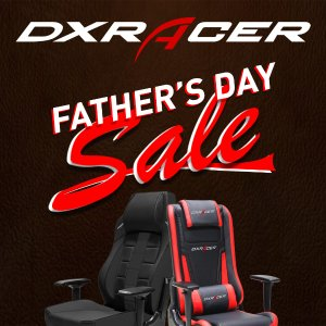 Up to 35% Off DXRacer Father's Day Hot Sale