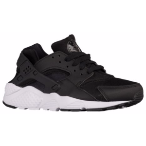 Nike Huarache Run - Boys' Toddler - Running - Shoes - Black/White/White