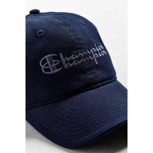Champion X UO Multi Logo Baseball Hat | Urban Outfitters
