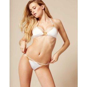 Cee-Cee Bikini Top White - Sale Swimwear - Sale