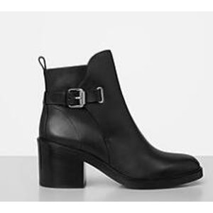 ALLSAINTS US: Womens Meera Ankle Boot (Black)