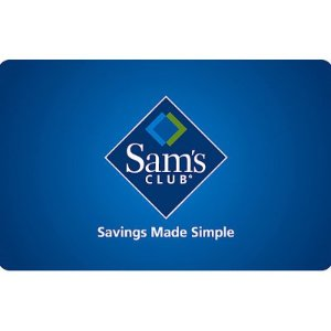 $10 Gift card + Giftswith Signing up for a $45 Sam's Club Savings membership