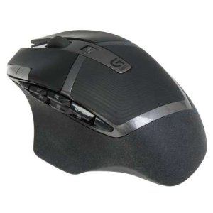 Logitech G602 Black RF Wireless Optical Gaming Mouse