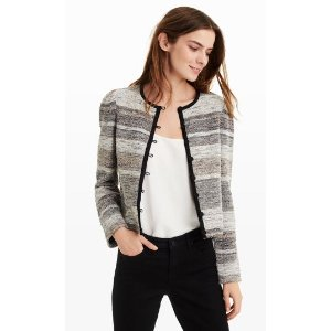 Lorenah Knit Jacket