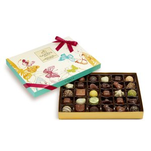 Assorted Chocolate Spring Gift Box, 32 pc. | GODIVA