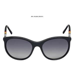 Burberry BE4145, Blk, Gry G P Sunglasses