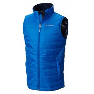 Boys Crested Butte Waterproof Breathable Warm Vest | Columbia.com