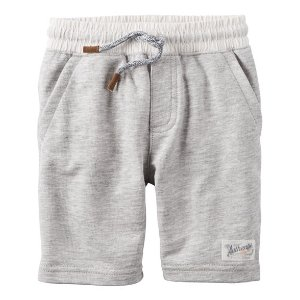 Toddler Boy Pull-On French Terry Shorts | Carters.com