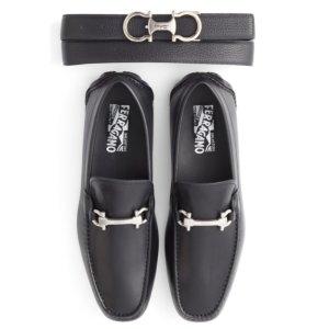 低至6折 超多男鞋SALVATORE FERRAGAMO男鞋,皮带,童鞋等