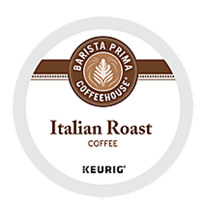Italian Roast Coffee | Barista Prima | Keurig