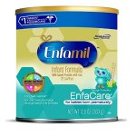 Enfamil EnfaCare Baby Formula - 12.8 oz Powder Can (Pack of 6)
