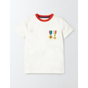 Medal of Honour T-Shirt 23030 Tops & T-Shirts at Boden