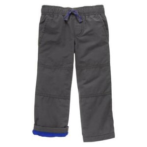 Toddler Boys Slate Grey The Gymster� Pant by Gymboree