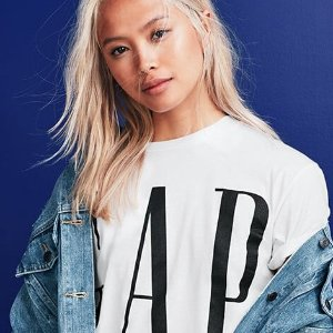 Up to 50% Off + Extra 20% OffSitewide @ GAP