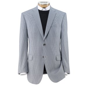 Traveler Tailored Fit 2-Button Sportcoat CLEARANC