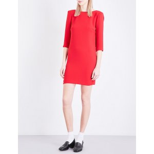 CLAUDIE PIERLOT - Rimel crepe mini dress