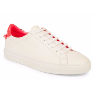 Givenchy - Urban Street Knots Leather Low-Top Sneakers - saks.com