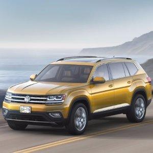7座大空间,性价比之选全新 VW Atlas 中型SUV