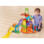 VTech Go! Go! Smart Wheels Spinning Spiral Tower Play Set @ Walmart.com