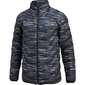 Men - Glacial Featherless Jacket - Asphalt Camo Print | Merrell