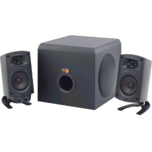 Klipsch ProMedia 2.1 THX Certified Speaker System - Black 743878011586 | eBay