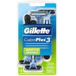Gillette Mach3 Turbo Men's Razor with 2 Mach3 Turbo Men's Razor Refills