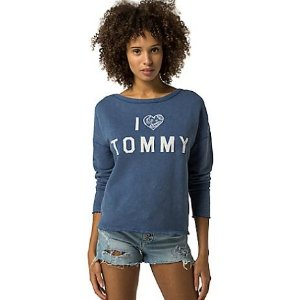 I Heart Tommy Sweatshirt