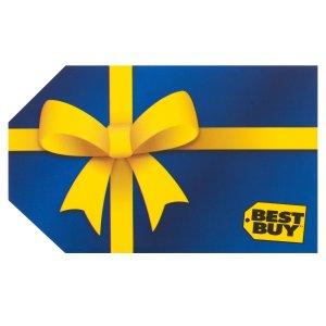 $50Best Buy $60 Gift Card